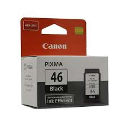 Cannon Ink Cartridge PG 46 image 1