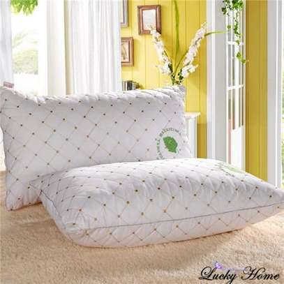 FLUFFY DECOR BED PILLOWS image 4