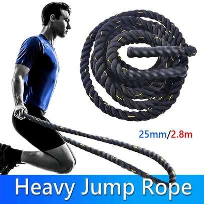 Battle rope image 1