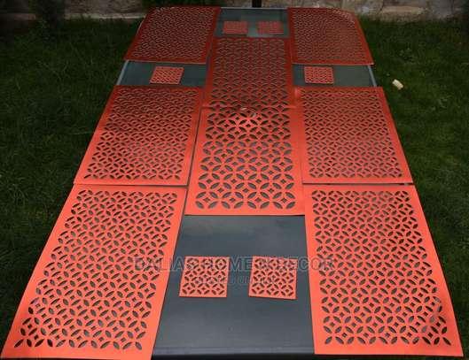 13pcs Non Woven Tablemats Set image 5