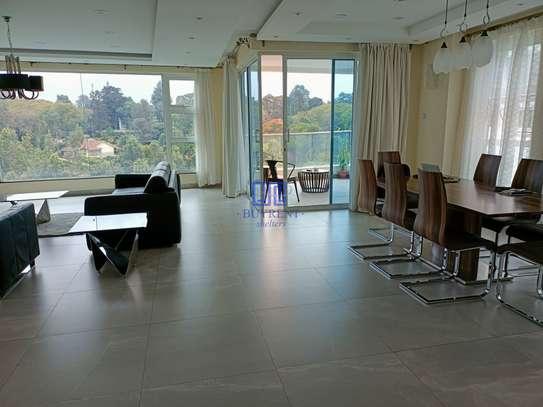 Furnished 4 bedroom apartment for rent in General Mathenge image 4