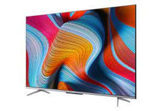 TCL 55 inch Smart QLED 4K Android TV - image 1