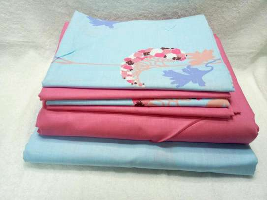 COTTON BEDSHEETS image 2