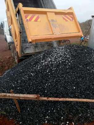 Machine crushed ballast image 1
