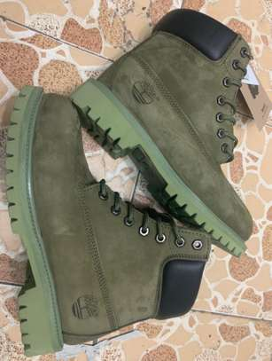 Timberland boots image 1