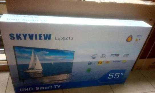 Skyview 55 Inches Smart Android image 1