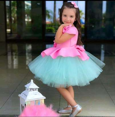Young girls /kids fancy dresses image 2