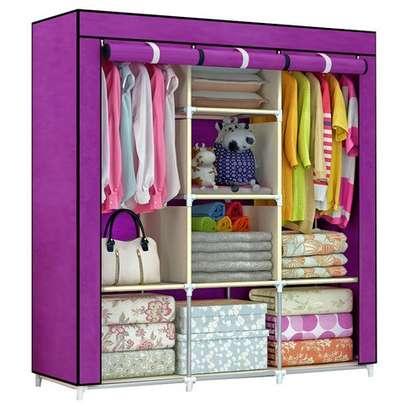 3colum executive mettalic wardrobes image 8