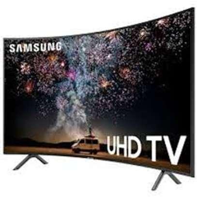 Samsung CURVED 4K UHD Smart Tv 65 Inches RU7300 Model image 1