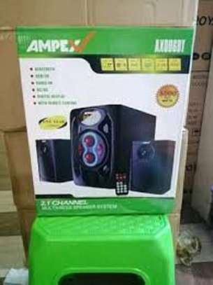BRAND NEW AMPEX 2.1 BLUETOOTH WOOFER image 1