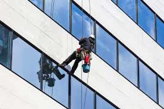 Facade/ Glass Cleaning Services..Professional & Very Affordable