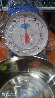 Weighing Scale 20 Kgs Long Lasting image 1