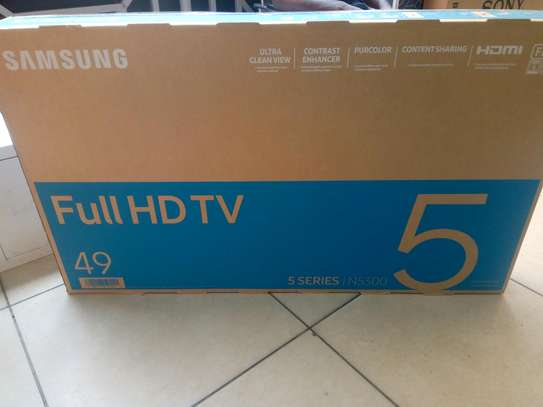 49 inches samsung smart tv image 1