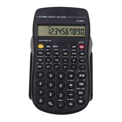 Mini Pocket Electronic Scientific Calculator