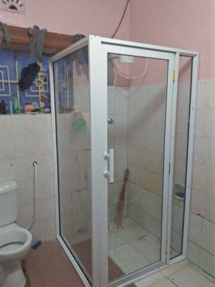 custom made shower cubicles