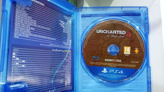 Ps  4 Uncharted 4:A Thief's End image 2