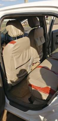 Toyota Belta Car Seat Covers image 3