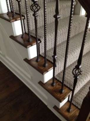 Staircase carpets/Runners image 5