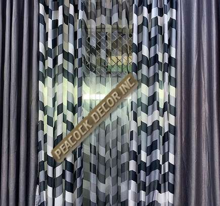 MIX AND MATCH CURTAINS AND SHEERS image 4