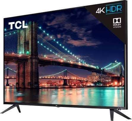 TCL 65 inches Android UHD-4K Smart Digital Tvs 65p8M image 1