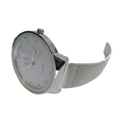 Generic Classic Men's Wrist Watch Steel Strap Quartz Casual Watches image 2