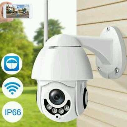 PTZ  Smart Sim enabled(4G) camera image 1