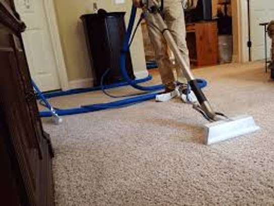 Professional home interior cleaning services