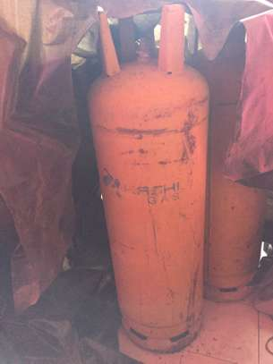 22 kg cooking gas cylinder