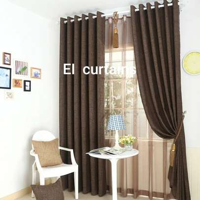 CURTAINS AND SHEERS MATCHED image 6