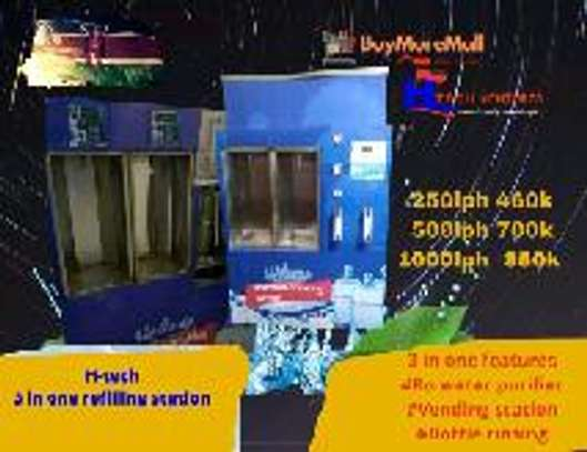 3in1 water vending system image 1