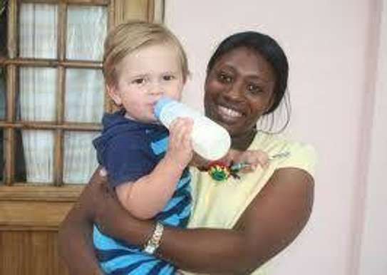 English speaking Babysitter Nanny and House Maid service image 3