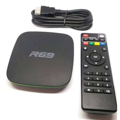 smart TV Android box android 7.1 image 1