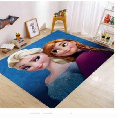 Kids Cartoon Themed Carpets image 1