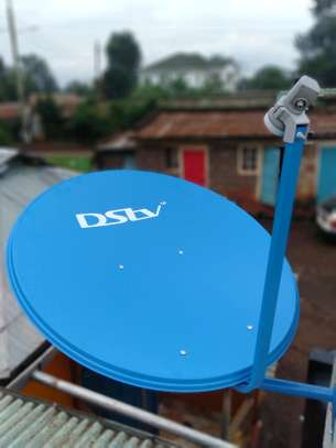 Dstv, Zuku, Startimes, Azam and other satellite dishes
