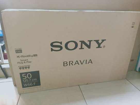 Sony 50 inches smart tv image 1