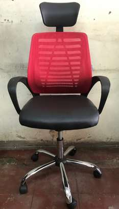 OFFICE ORTHOPEDIC MESH CHAIR image 1