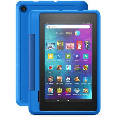 """AMAZON FIRE 7 KIDS PRO TABLET, 7"""" DISPLAY, AGES 6+, 16 GB (2021) image 1"""