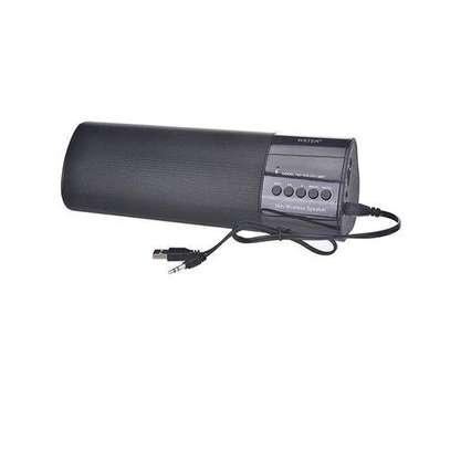 Wster Portable Wireless Speaker, MP3 Player & Radio image 4