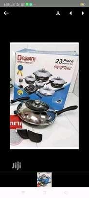 23 pcs Dessini cooking pot image 1