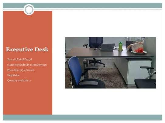 Executive Desk (small) image 1