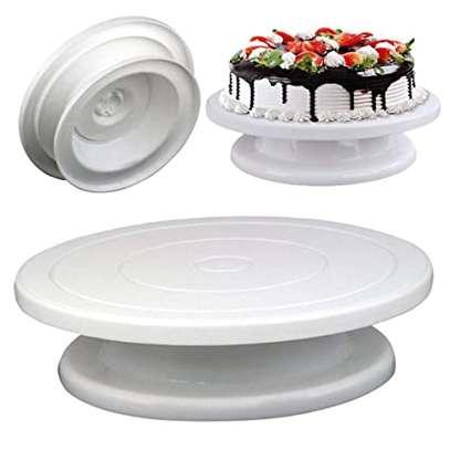 28cm cake turntable image 1