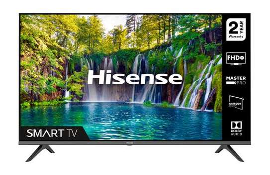Hisense 55 inches Smart UHD-4K Digital TVs image 1