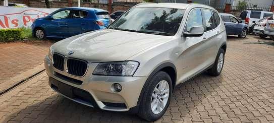 BMW X3 2.0D Exclusive image 2