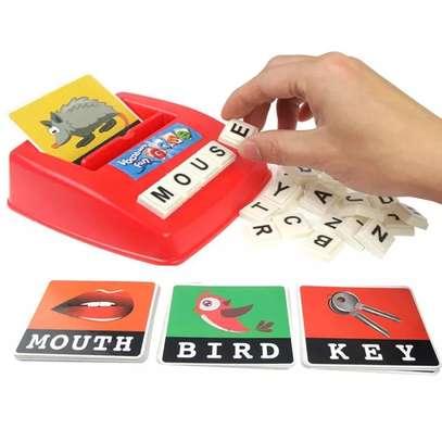 Words Spelling Games image 11