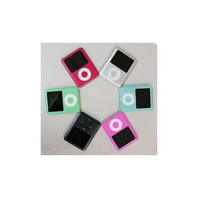 Mini Digital MP3 Multimedia Player with LCD Display image 1