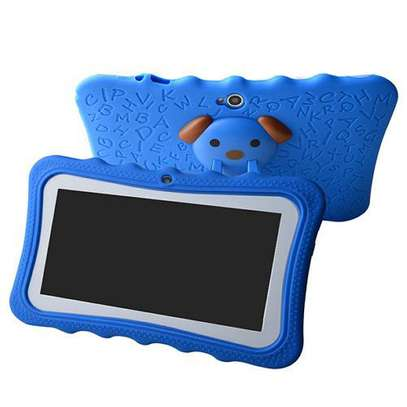 7 inch kid Quad Core DDR3 1GB, 8GB Android Tablets PC, WIFI - Blue