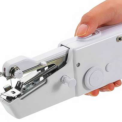 Electric Hand held sewing machine image 2