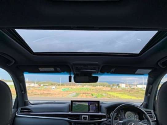 Lexus LX 570 2019 Black image 4