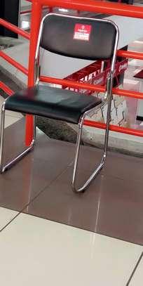 Modern simple boardroom chair image 1