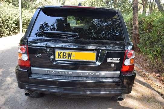 Land Rover Range Rover Sport image 3